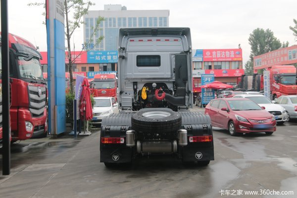 降价促销欧曼EST-A牵引车仅售44.28万