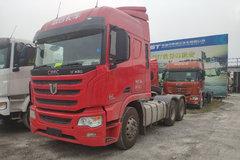 联合卡车 U<sup>+</sup>480重卡 旗舰版 480马力 6X4牵引车(QCC4252D654) 卡车图片