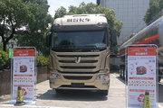 联合卡车 U?480重卡 旗舰版 480马力 6X4牵引车(QCC4252D654)