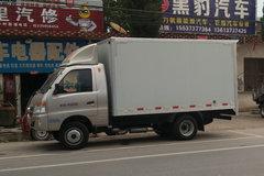 北汽黑豹 兴运G6 1.5L 116马力 汽油 3.295米单排厢式小卡(BJ5036XXYD30KS) 卡车图片
