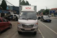 北汽黑豹 兴运G6 1.5L 116马力 汽油 2.52米双排厢式小卡(国六)(BJ5036XXYW30KS)
