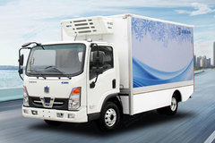 吉利远程 E200 标配版 4.02米单排厢式纯电动冷藏车(DNC5042XLCBEVK3)96.7kWh