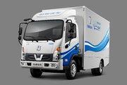 吉利远程 E200 标配版 4.5T 4.14米单排厢式纯电动轻卡(DNC5042XXYBEVK3)96.76kWh