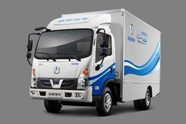 吉利遠程 E200 4.5T 4.14米單排廂式純電動輕卡96.76kWh