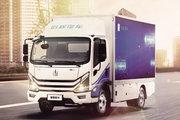 吉利遠程 Re500 4.5T 4.14米單排增程式電動廂式輕卡25.9kWh