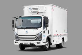 吉利遠程 RE500 4.5T 4.02米單排冷藏車68kWh