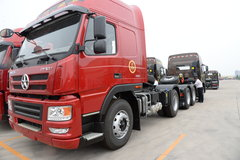 大运 新N8E重卡 300马力 4X2牵引车(485后桥)(CGC4180D5DAAD) 卡车图片