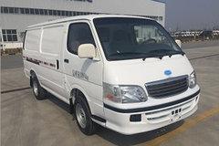 南京金龙 开沃D10 3.3T 5.2米平顶纯电动封闭货车49.2kWh