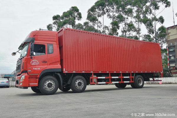 仅售26.16万东风天龙VL载货车优惠促销