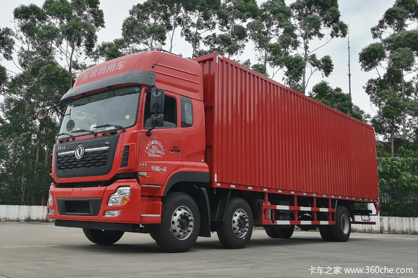 优惠3万上海东风天龙VL载货车促销中