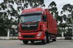 东风商用车 天龙VL重卡 245马力 6X2 9.6米厢式载货车(DFH5250XXYAX1V)图片