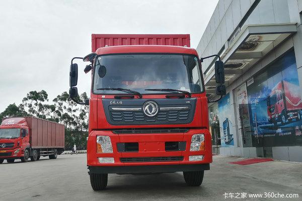 降价促销东风天锦VR载货车仅售16万起
