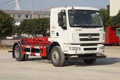 东风柳汽 新乘龙M3 210马力 4X2 车厢可卸式垃圾车(运力牌)(LG5180ZXXC5)