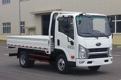 南骏汽车 瑞吉 4.5T 4.15米纯电动栏板式载货车(NJA1042PDB33BEV)93.44kWh