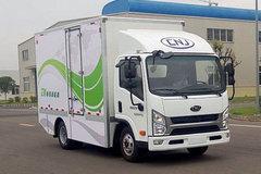 南骏汽车 瑞吉 4.5T 4.15米纯电动厢式载货车(NJA5042XXYPDB33BEV)93.44kWh
