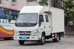 福田时代 小卡之星Q2 1.5L 116马力 汽油 2.71米双排厢式微卡(国六)(BJ5035XXY4AV5-51)图片