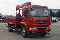 东风柳汽 新乘龙M3 200马力 4X2 随车起重运输车(LZ5180JSQM3AB)