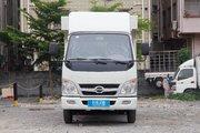 福田时代 小卡之星2 68马力 3.3米排半厢式轻卡(BJ5042XXY-A2)