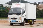 唐骏欧铃 小宝马 1.5L 116马力 3.63米单排厢式微卡(ZB5030XXYBDD0L)