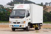 唐骏欧铃 小宝马 1.5L 112马力 3.63米单排厢式微卡(ZB5030XXYBDD0L)