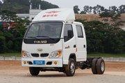 唐骏欧铃 小宝马 1.5L 112马力 汽油 3.02米双排栏板微卡(国六)(ZB1030BSD0L)
