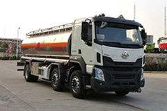 东风柳汽 乘龙H5 240马力 6X2 铝合金运油车(运力牌)(LG5250GYYC5)