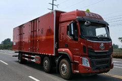 东风柳汽 乘龙H5 240马力 6X2 杂项危险物品厢式运输车(DLQ5252XZWLZ)