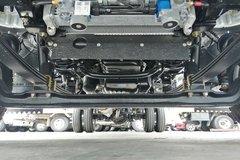 庆铃 五十铃KV100 115马力 4.25米单排栏板轻卡(QL1045AMHA)