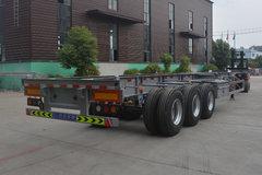 欧阳聚德 45英尺集装箱运输半挂车