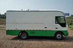 东风股份 莲花 140马力 封闭厢式货车 卡车图片