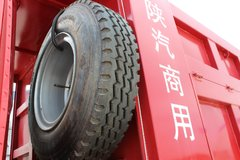 陕汽商用车 轩德X6 300马力 8X4 7.6米自卸车(SX3314GP5L)