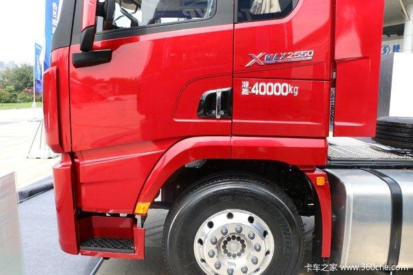 德龙X5000牵引车火热促销中 让利高达0.3万