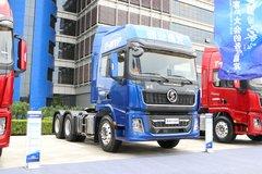 陕汽重卡 德龙X5000 轻量化版 550马力 6X4牵引车(蓝色)(SX4250XC4Q2) 卡车图片