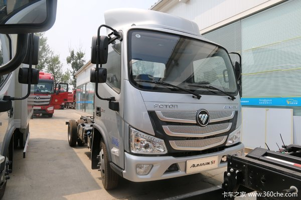 降价促销欧马可S1载货车仅售10.50万