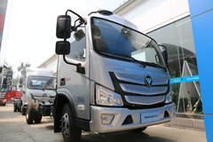 福田 欧马可S3系 搬家版 131马力 4.18米单排栏板轻卡(BJ1048V9JEA-FE) 卡车图片