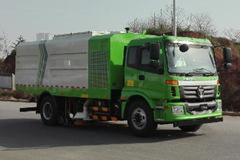 福田欧曼ETX 210马力 4X2 吸尘车(BJ5182TXCE5-H1)