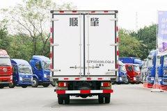 庆铃 五十铃KV600 130马力 4X2 4.03冷藏车(顺肇牌)(SZP5040XLCQL2)