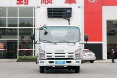 庆铃 五十铃KV100 116马力 4X2 4.13米冷藏车(顺肇牌)(SZP5040XLCQL6)