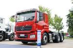 陕汽重卡 德龙新M3000 460马力 6X4 LNG牵引车(国六))(SX4259MD4TLQ1)图片