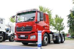 陕汽重卡 德龙新M3000 430马力 6X4牵引车(低顶)(SX4250MC4) 卡车图片