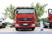 陕汽重卡 德龙新M3000 430马力 6X4 LNG牵引车(国六))(SX4259MD4TLQ1)