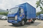 中国重汽HOWO 统帅 高配款 141马力 4.15米单排厢式轻卡(保温厢)(ZZ5047XXYF341CE145)图片