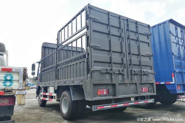 回馈客户统帅190马力载货车仅售15.60万