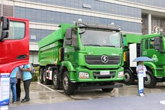 陕汽重卡 德龙新M3000 标准版 350马力 8X4 5.6米自卸车(SX3310MB246) 卡车图片