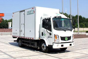 森源 SE4 4.5T 4.12米单排纯电动厢式轻卡(YBM5040XXYBEV)