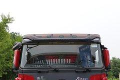 陕汽重卡 德龙X3000 430马力 8X4 8米自卸车(SX33105C426B) 卡车图片
