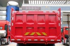 陕汽重卡 德龙X3000 430马力 8X4 8米自卸车(SX33105C426B)