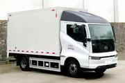 比亚迪T5D 4.5T 4.03米单排厢式纯电动轻卡(BYD5041XXYBEV)80.3kWh