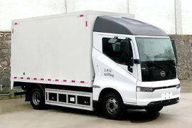 比亚迪T5D 4.5T 4.03米单排厢式纯电动轻卡80.3kWh