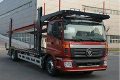 福田 欧曼ETX 270马力 4X2 中置轴轿运车(BJ5183TCL-AA)